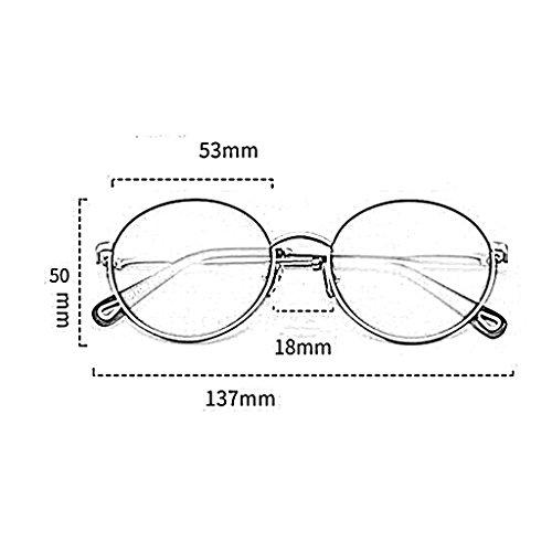 Drive Frame Metal Gafas HOME Harajuku Polarized Vintage QZ Movimiento Sol Color Light UV400 2 1 de Anti Style Glasses wOqxg7WYg