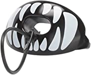 Battle Oxygen Predator Football Mouthguard – Maximum Oxygen Sports Mouth Guard – Mouthpiece Fits with or Witho