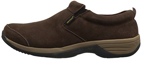 Old Friend Men's Adirondack Moccasin, Chocolate Brown, 12 M US by Old Friend (Image #5)