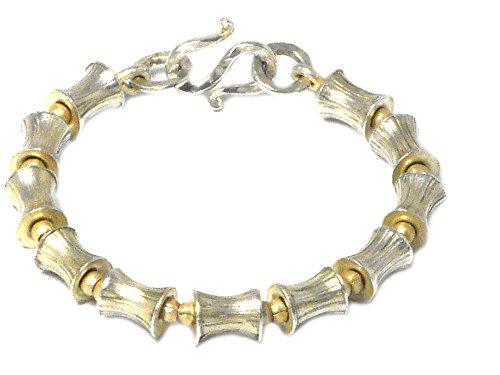 Flexible-Bracelet Jonc en argent sterling 925poinçonné-(sbn1608161)