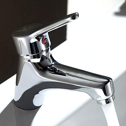 ZY-YY フェイス流域の蛇口コールドとホット洗面洗面トイレ単穴の蛇口、F Section_2582Modernシンプルな高級品質保証ホームデコレーション