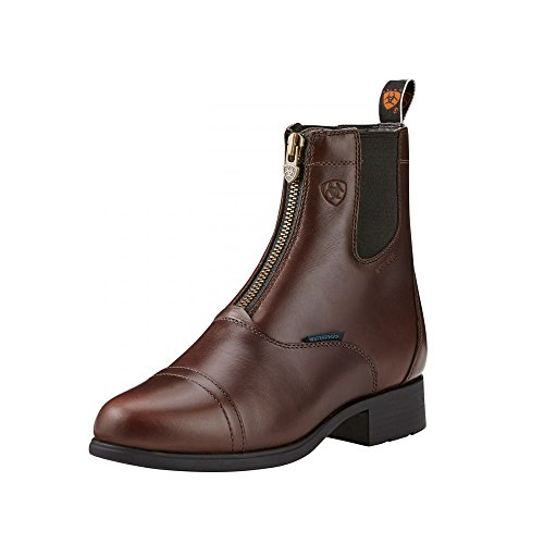 ARIAT Winter Reitschuhe BROMONT PRO ZIP PADDOCK gefüttert waxed chocolate