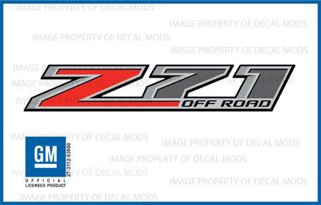 gmc logo 2014. amazoncom gmc sierra z71 offroad truck stickers decals f 20142016 bedside set of 2 sports u0026 outdoors gmc logo 2014 m
