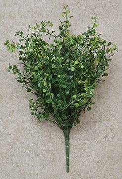 Peppergrass Bunch Spray Medium Green Country Primitive Floral Décor