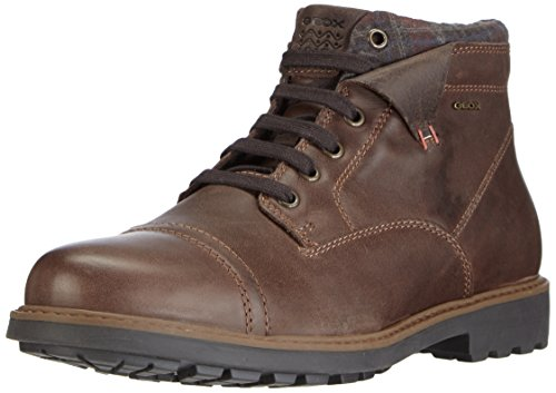 GeoxU NORWOLK D - botas chukka Hombre Marrón - Braun (C6ML6COFFEE/MUD)