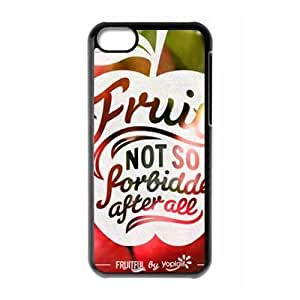 Fruit World CUSTOM Cell Phone Case for ipod touch4 LMc-79420 at LaiMc
