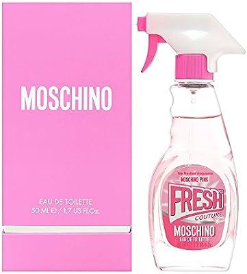 moschino perfume fresh couture pink
