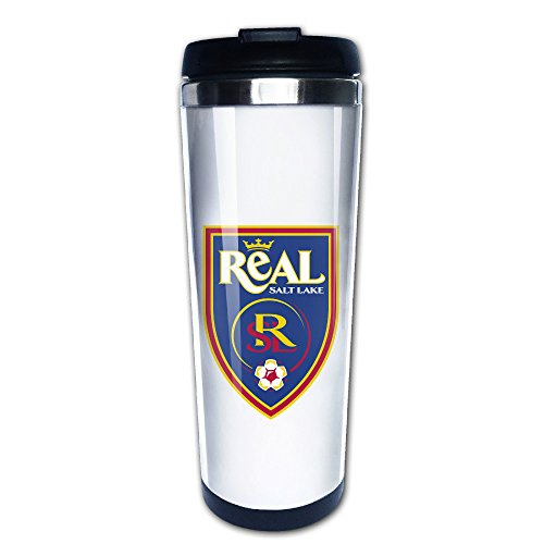 Real Salt Lake Jeff Cassar Travel Mugs Coffee Tumbler Cute Cups