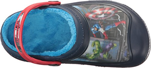 Pictures of Crocs Kids' Marvel's Avengers Lined Clog 6.5 M US 2