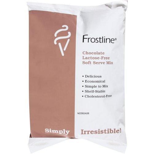Frostline Docile Serve Mix, Chocolate, 6 Count