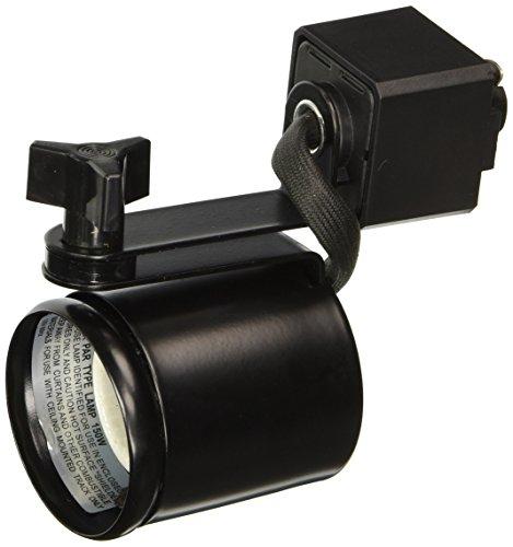 "Line Voltage Scoop Wall Washer - Elco Lighting ET690B Line Voltage Mini Universal 1/2"" Yoke for 150W max PAR/R Lamp"