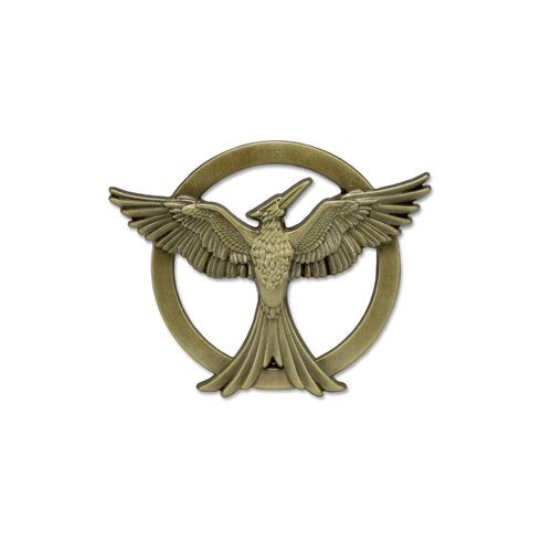 Hunger Games Mockingjay Movie Part 1 - Pin