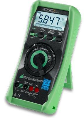 Gossen Meter - Gossen Metrawatt M205A TRMS Digital Multimeter