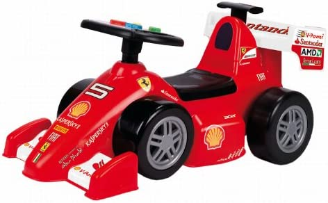 FEBER - Ferrari Fórmula 1 Correpasillos (Famosa 800004888): Amazon ...
