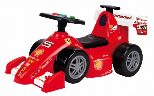 - Ferrari F2008 Push/Scoot Car