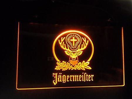 alemán Licor y Bebidas espirituosas Logo Neon LED Caracteres ...