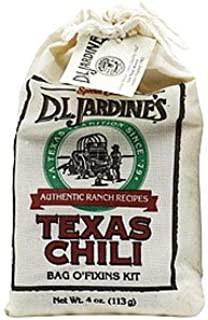 product image for Jardine's Texas Chili Bag O' Fixins Kit, 4 Ounces (Pack of 6)