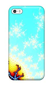 Iphone Case - Tpu Case Protective For Iphone 5/5s- Abstract Fractal wangjiang maoyi