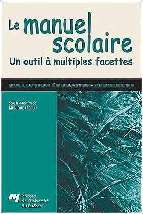 Amazon Fr Le Manuel Scolaire Un Outil A Multiples Facettes