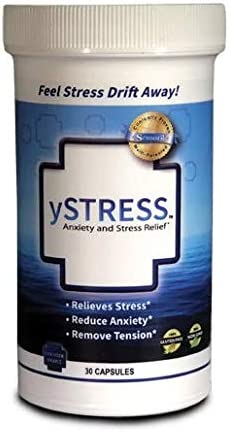 ySTRESS – Anxiety and Stress Relief – VCaps