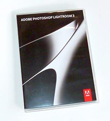 New Adobe Software Photoshop Lightroom V.3.0 1 User Image Editing Complete Product Pc Mac