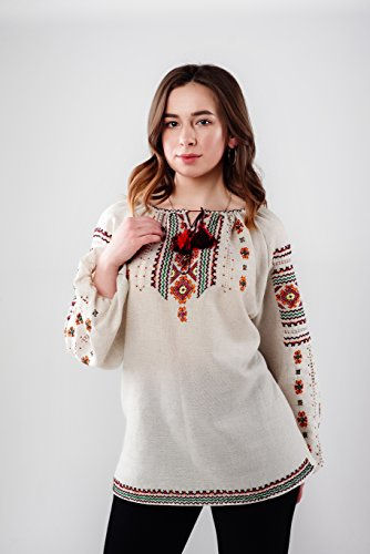 Ukrainian Para Fashion Ukrainian Camisas Fashion Mujer RwqzpU5