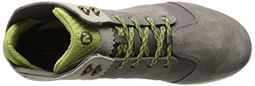 Merrell Mens Roust Fume Forens Biking Shoe Falcon