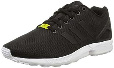 adidas Zx Flux, Zapatillas Unisex, Multicolor (Negro / Blanco), 36 EU