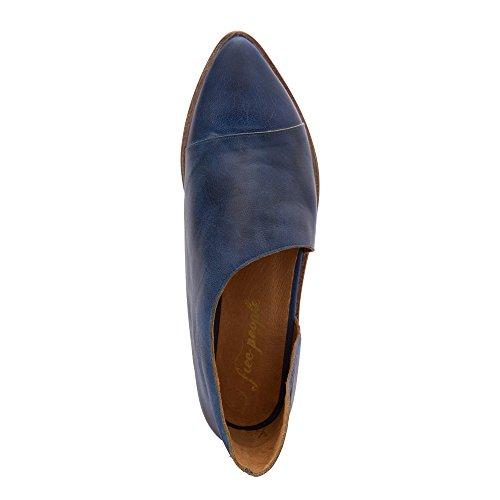 Shoes People Royale Loafers Indigo Flat Women's Free TfqwaFa