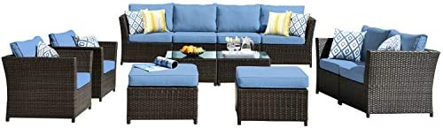 ovios Patio Furniture Set