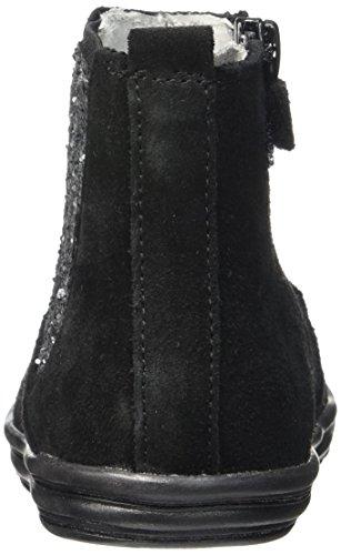Minibel Mädchen Laura Stiefel & Stiefeletten Schwarz - Noir (67 Noir/Glitter)