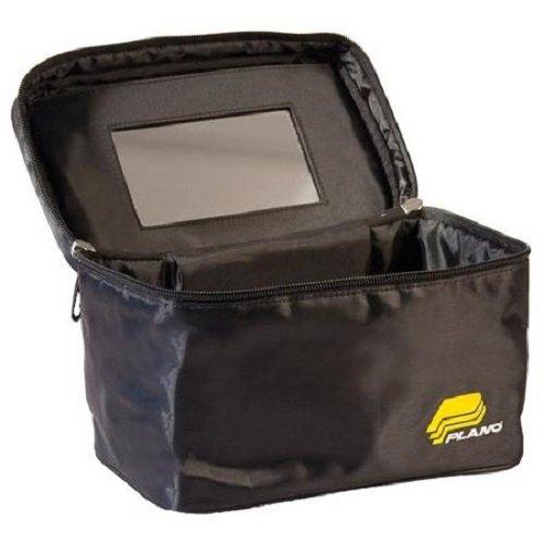 Plano soft sided Men's travel accessory bag tote shaving Kit