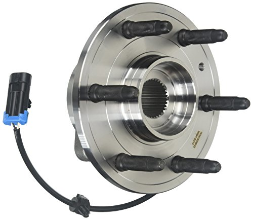 WJB WA515036HD Heavy Duty Version Front Wheel Hub Bearing Assembly Cross Timken SP500300 Moog 515036 SKF BR930304, 1 Pack (Wheel Replacement Cost Bearing)