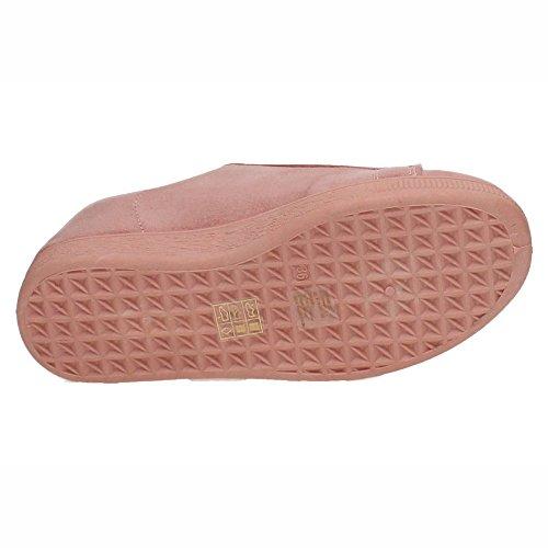 XTI 47562 Zapatillas Creepers Mujer Zapatillas Nude