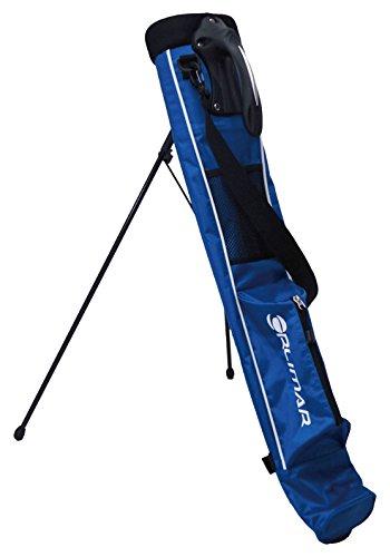 季節詩摂氏ORLIMAR(オリマー) セルフスタンド ゴルフ クラブケース  背面フック付き モデル  ブルー