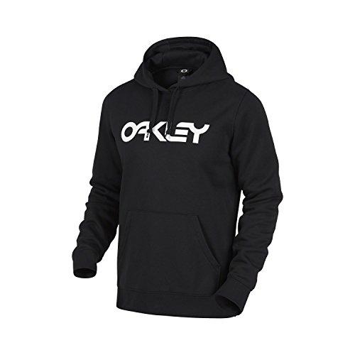 Oakley Dwr Fp P/O Hoodie, Blackout, - Oakley Water