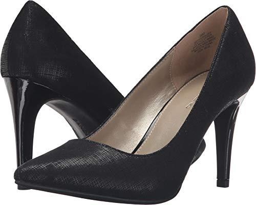 Bandolino Women's Fairbury Black Shimmer 8.5 W US W