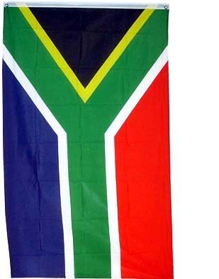 New Large 3x5 South African Flag National African Flags
