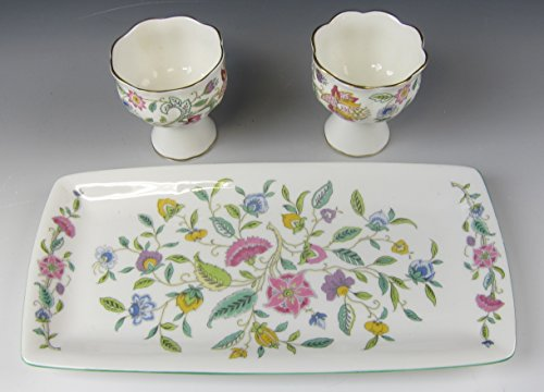Lot of 3 Minton China HADDON HALL Dinnerware Pieces for sale  Delivered anywhere in USA