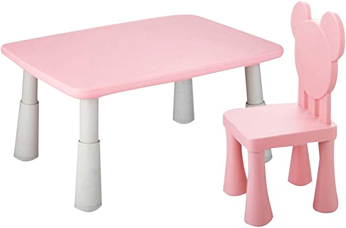 ZHAOHUI kids table and chairs Set