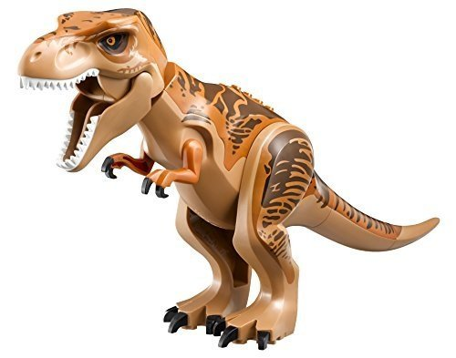 (LEGO Jurassic World Fallen Kingdom T-Rex Dinosaur (Tyrannosaurus Rex) Loose 75918)
