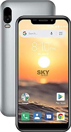 Smartphone Libre Platinum Uno Movil Sky Devices Ruesshop Low Cost ...