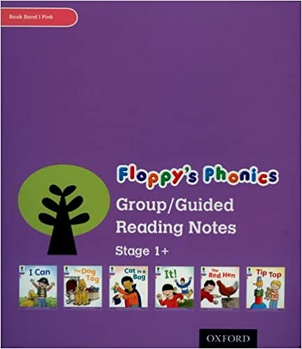 Book Oxford Reading Tree: Level 1+: Floppy's Phonics: Teaching Notes