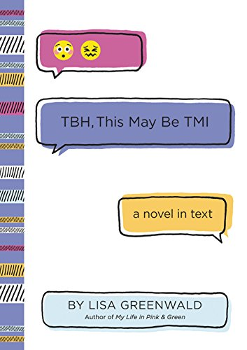 TBH #2: TBH, This May Be TMI by Katherine Tegen Books (Image #1)