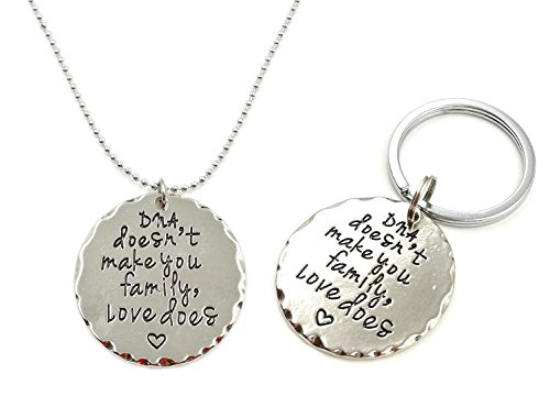 Charm L Grace Necklace Keychain Jewelry product image