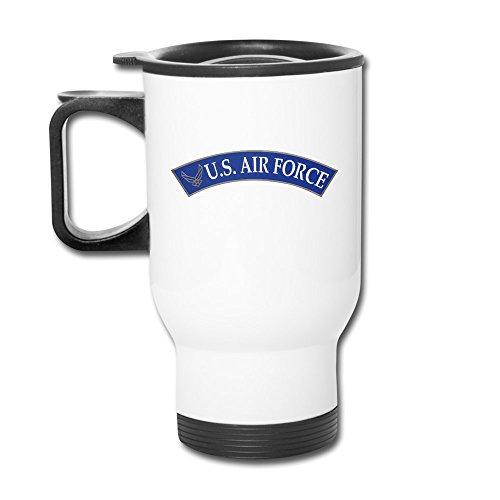 HNN Air Force Travel Mugs (Customizable Shot Glasses No Minimum)