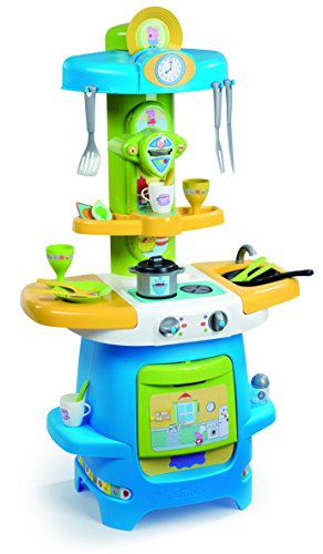 Smoby - 7/310703 - Peppa Pig - Cuisine Cooky