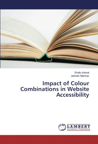 Impact of Colour Combinations in Website Accessibility PDF