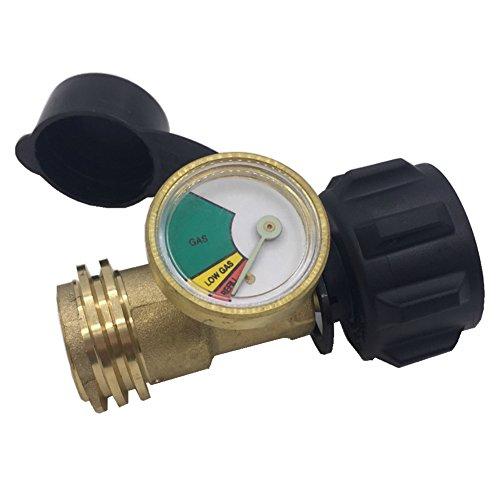 100 pound propane regulator - 8