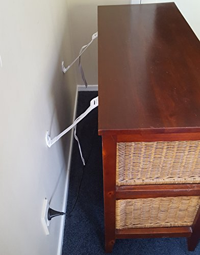 Furniture Anti Tip Straps Anchors Any Furniture Extra